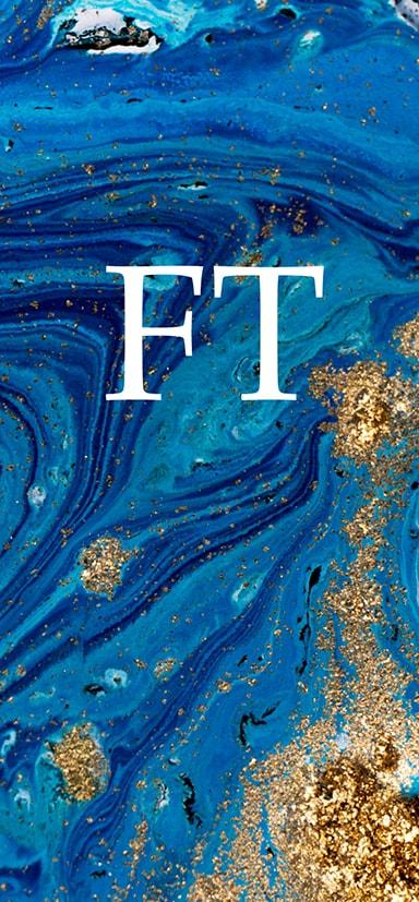 Smalto Blu oro AZ