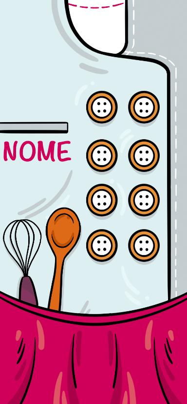 Chef Donna- Con il tuo nome