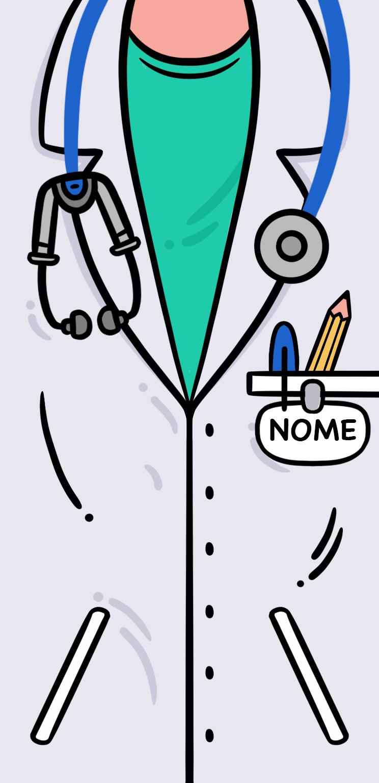 Divisa Dottore -Con il tuo Nome
