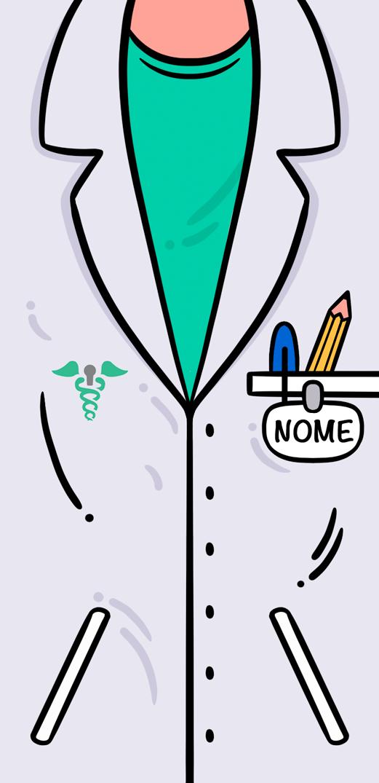 Divisa Farmacista- Con il tuo Nome
