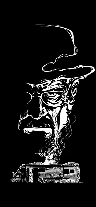 HEISENBERG SMOKE