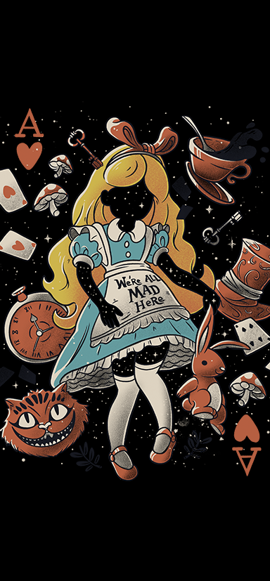 Wonderland-Girl