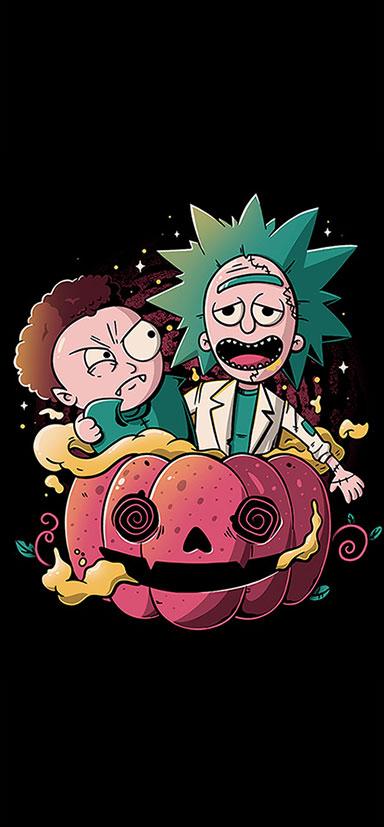 Wubba-Lubba-Pumpkin