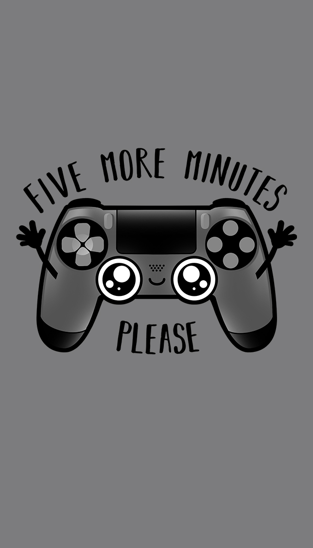 Play five minutes more