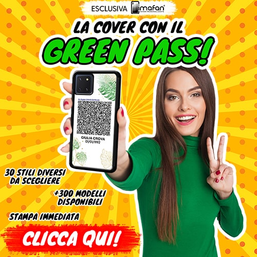 Cover GREEN PASS
